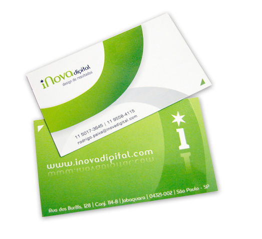 Business Card iNovaDigital