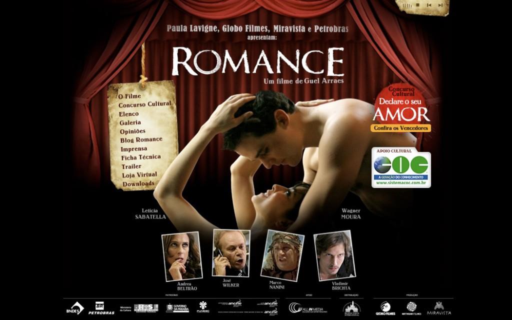 romance o filme