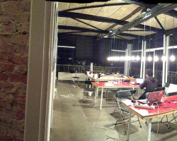 Panorama - Amsterdam - Kings of Code 2012